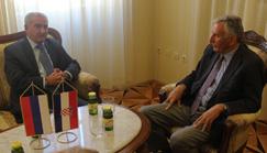 Župan s ruskim veleposlanikom o investicijama, vizama i sankcijama
