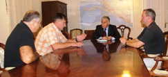 Župan od ministrice vanjskih poslova traži pomoć za logoraše iz Morinja