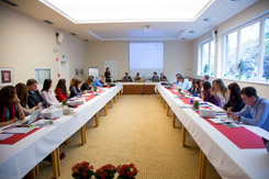 Treći sastanak Upravnog odbora projekta HERA