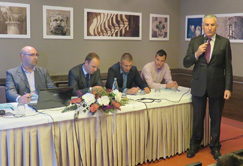 Prezentacija projekta Europa Adriatic SEA WAY
