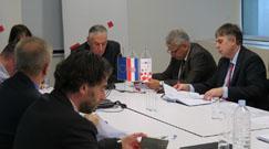 Župan predstavio plan rada Ured DNŽ u Bruxellessu