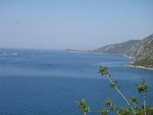 Onečišćenje mora naftom od Pločica do otoka Badije u Pelješkom kanalu