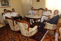 Zamjenik Obuljen primio predstavnike Ratne mornarice Republike Grčke