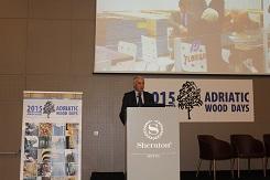 Župan otvorio Adriatic Wood Days
