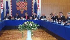 Župan kod Predsjednice o mogućnostima županija