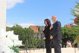 Polaganjem vijenaca obilježena 24. obljetnica deblokade Dubrovnika