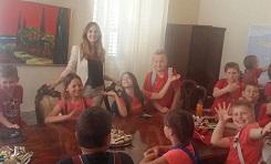 Osnovnoškolci iz Orebića u posjetu Dubrovačko-neretvanskoj županiji