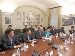 Kinesko izalsanstvo u posjetu Županiji